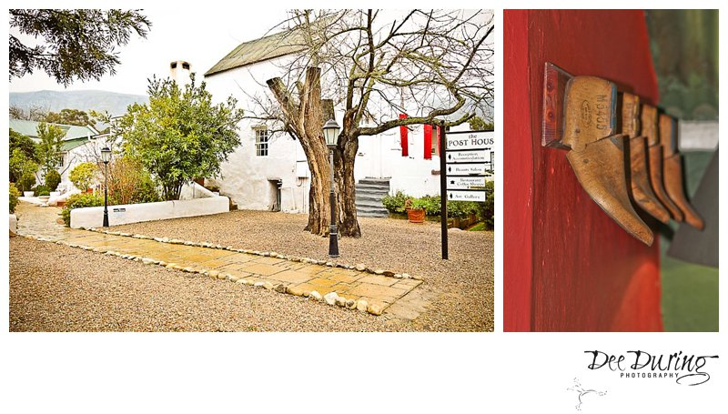 Guesthouse photography - Western Cape