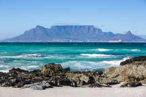Iconic Table Mountain photography