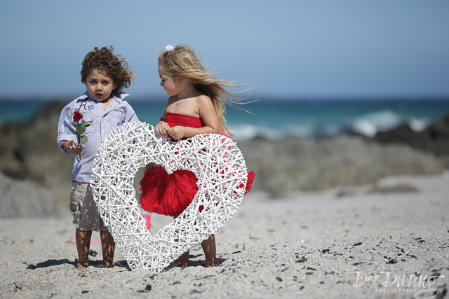 Valentines Shoot | Blaauberg | Cape Town Child Photographer