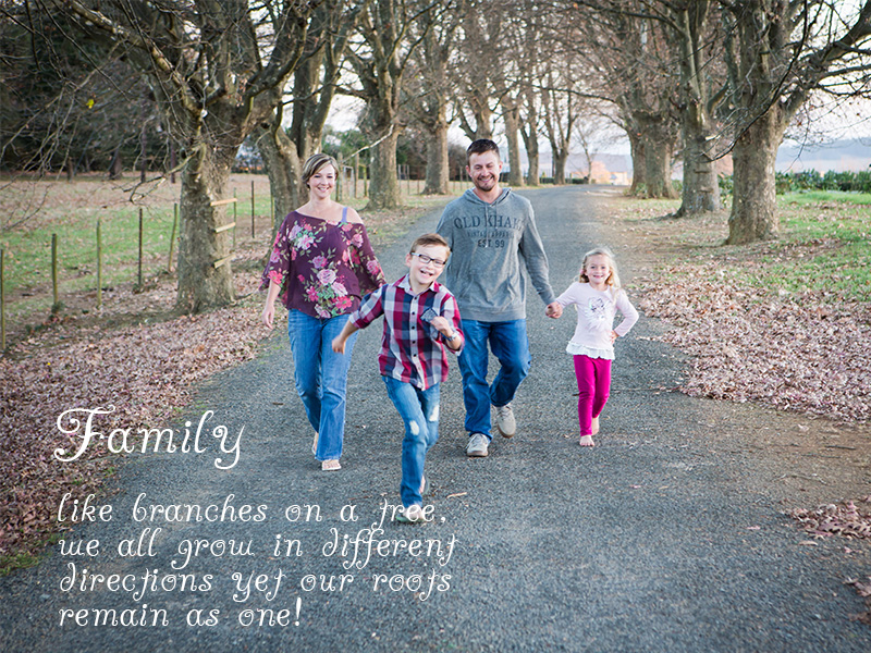 KZN Family shoot – The Breytenbachs