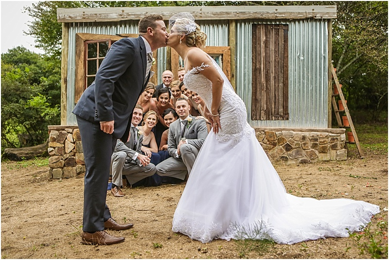 "Kirsten & Way say ""I do"" at The Orchards 