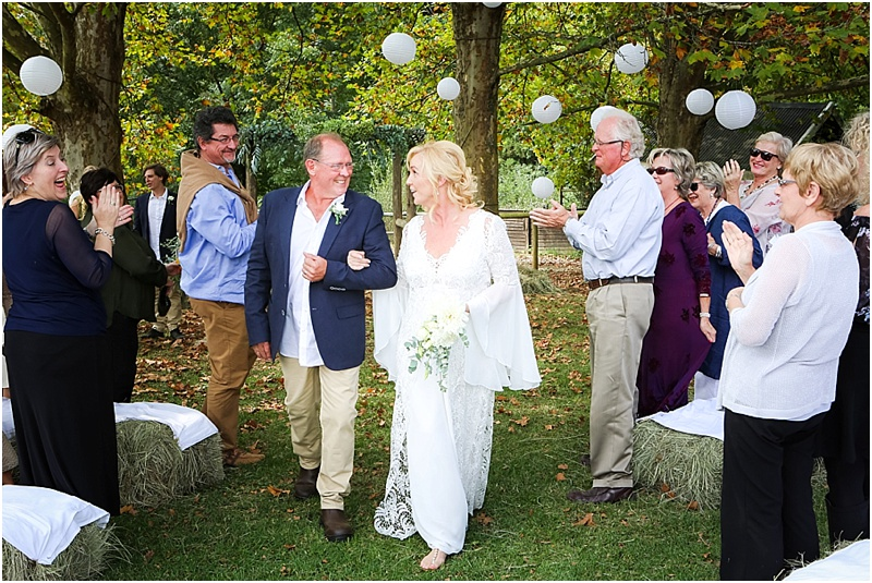 KZN Midlands Country-style wedding