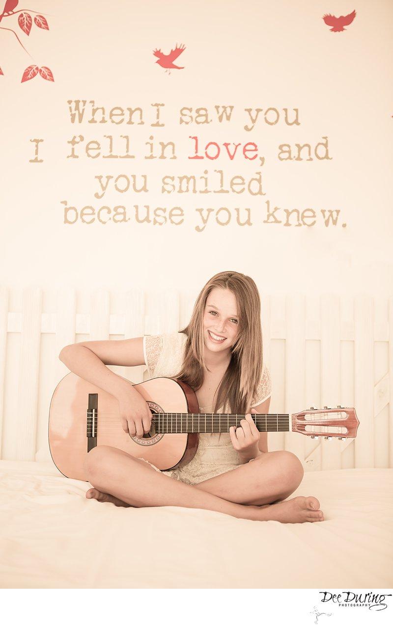 Beautiful You |  Styled Teen Photoshoot